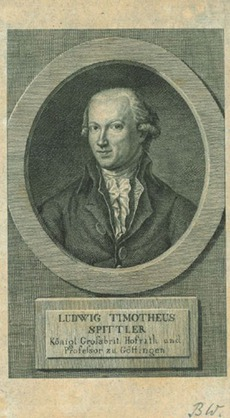 Ludwig Timotheus Spittler